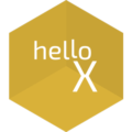 hexagon-yellow-hellowX